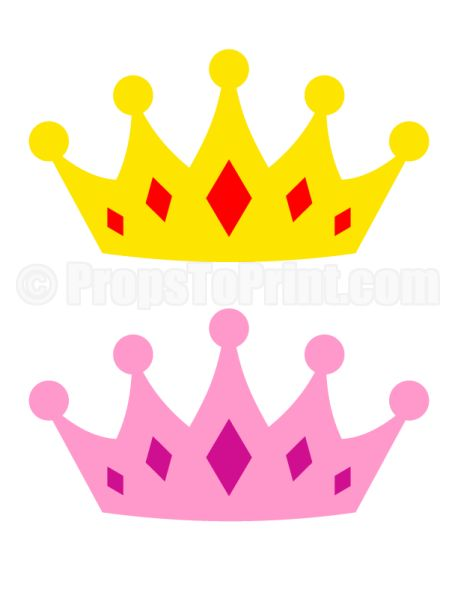 Princess Crown Outlines  Free Download Best Princess Crown Outlines