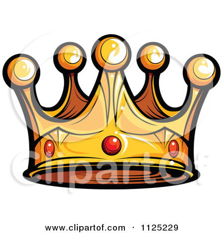 450x470 Royalty Free Simple Crown Clipart