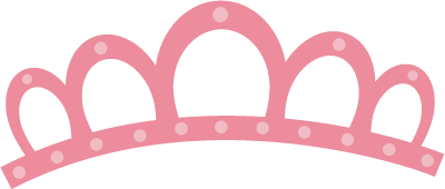 400x170 Crown Svg File For Scrapbooking Card Making Crown Svg File Crown
