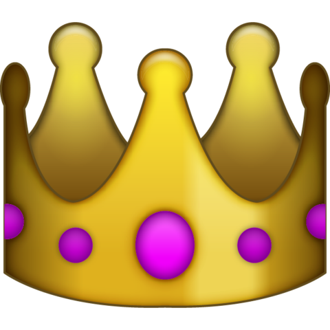 480x480 Emojis For Princess Crown Emojis Www.emojilove.us
