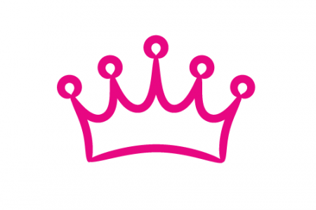 450x300 Pink Princess Crown Png Images Amp Pictures Becuo, Pink Diamond