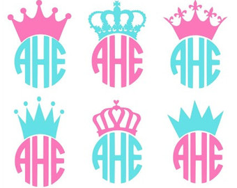 340x270 Crown Svg Crowns Svg Crown Monogram Svg Princess Crown Svg