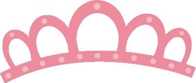 400x170 Pink Princess Crowns Png Nvsi