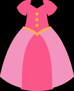 260x320 Gown Clipart Princess Dress