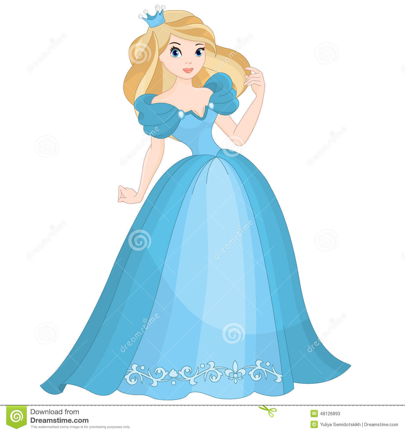 Princess Dress Clipart | Free download best Princess Dress Clipart ...