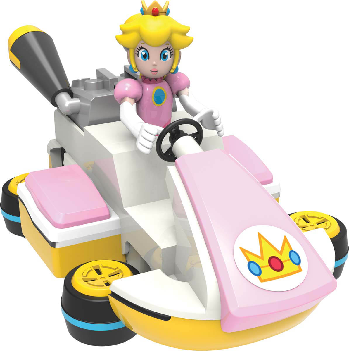 1194x1200 Princess Kart Building Set Creative Building Toys