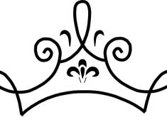235x165 Exclusive Tiara Clip Art Princess Crown Vector Free Clipartix