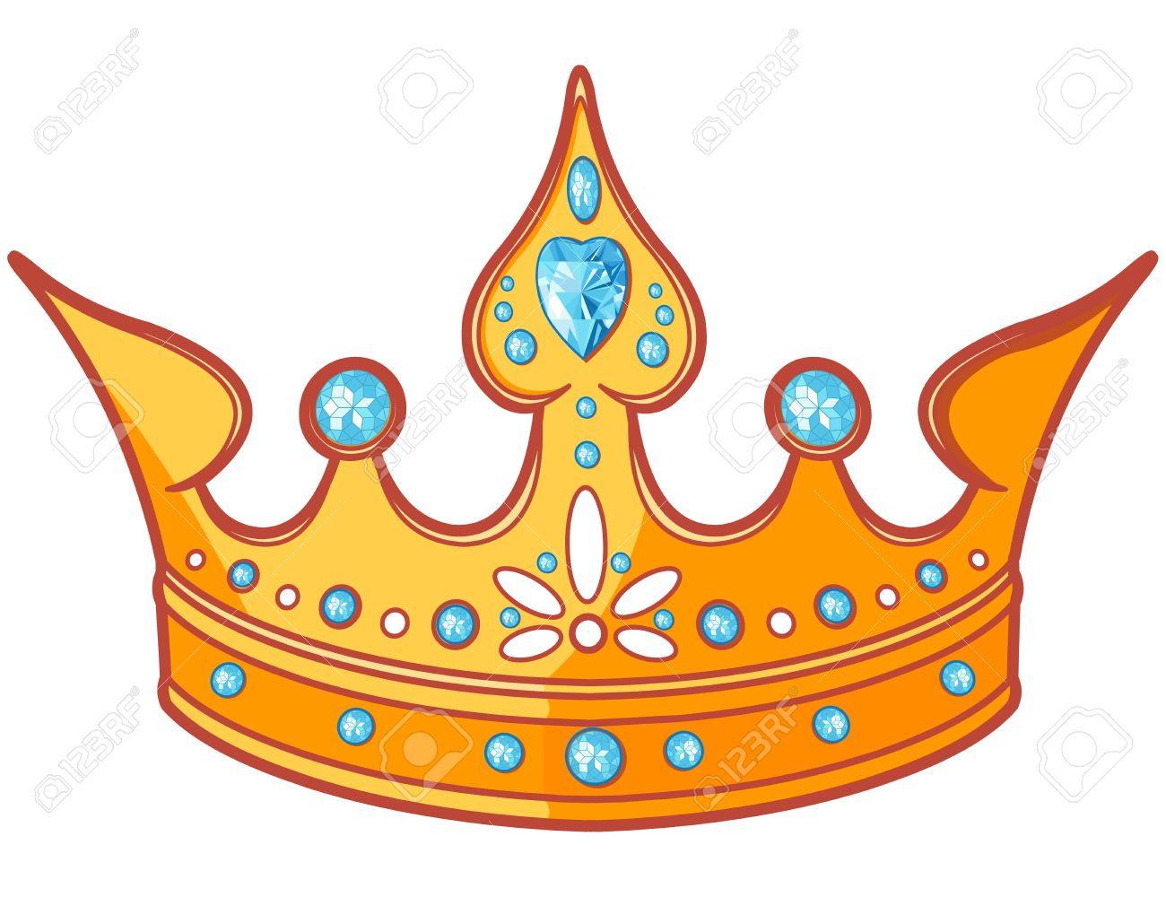 1300x1000 Beautiful Shiny Princess Tiara Royalty Free Cliparts, Vectors,