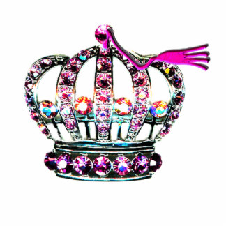 324x324 Princess Tiara Photo Statuettes, Cutouts Amp Sculptures Zazzle
