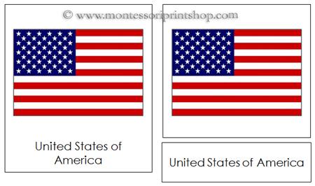 450x266 American Flag Printable
