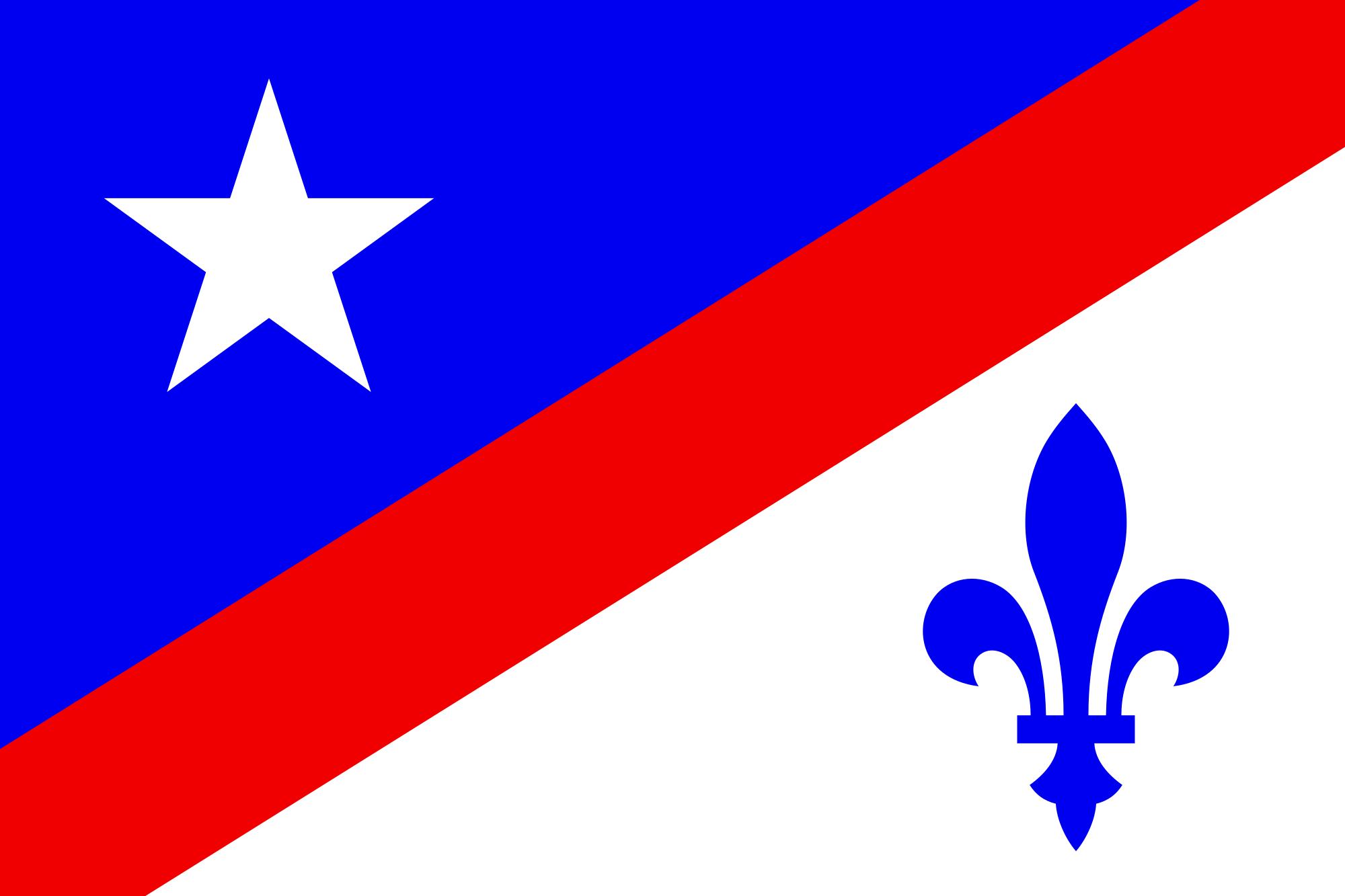 2000x1333 Franco American Flag