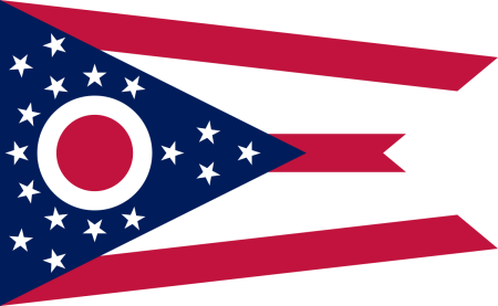 450x277 Free Ohio Flag Images Ai, Eps, Gif, Jpg, Pdf, Png, And Svg