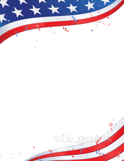 502x650 American Flag Flyer