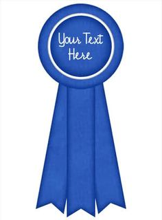 236x320 Award Ribbon Pattern. Use The Printable Outline For Crafts