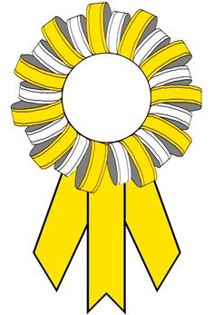 Adaptable image with regard to printable award ribbons