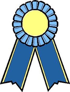 267x350 Prize Ribbon Clipart
