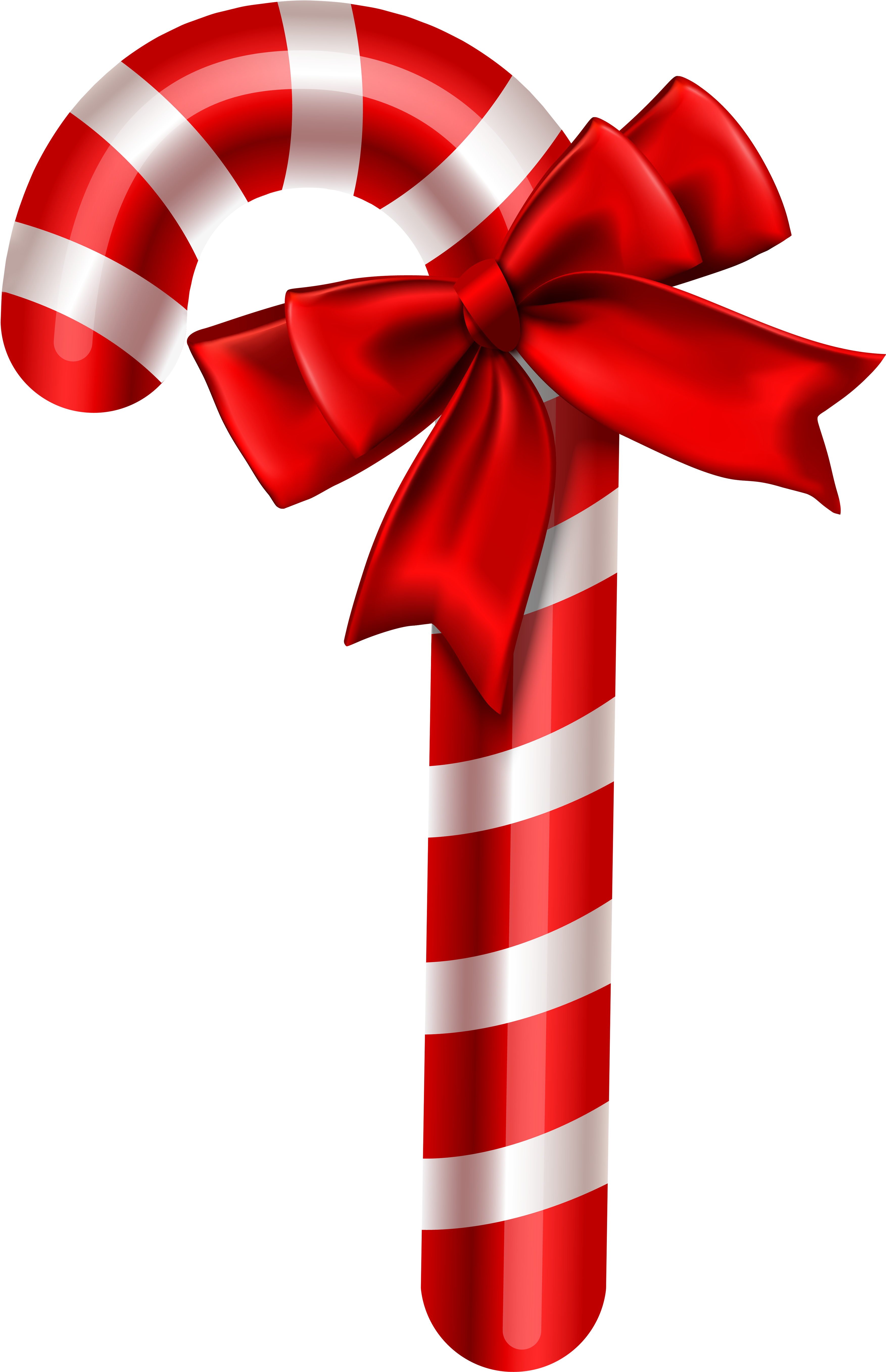 Printable Candy Cane | Free download on ClipArtMag