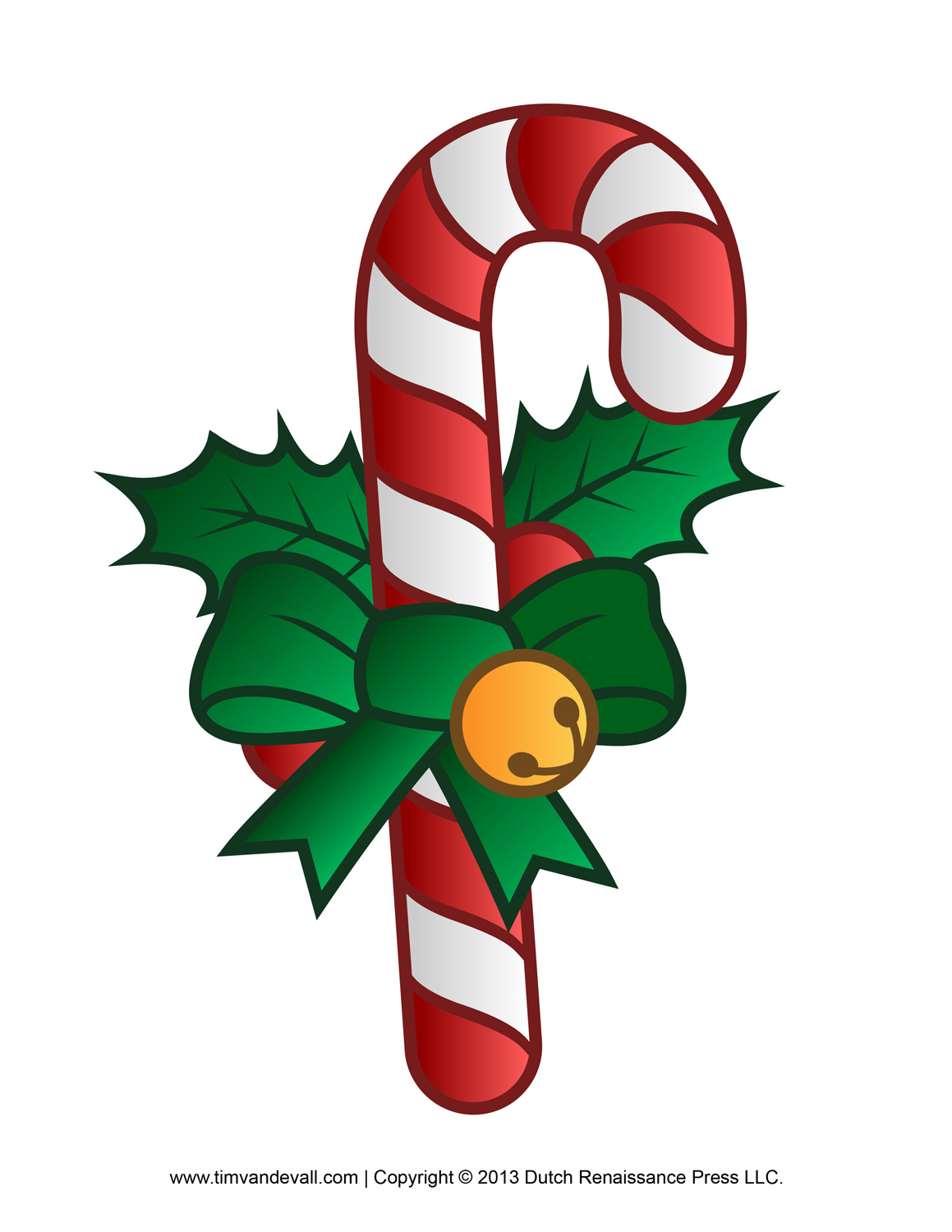 1159x1500 Free Candy Cane Template Printables Clip Art 2