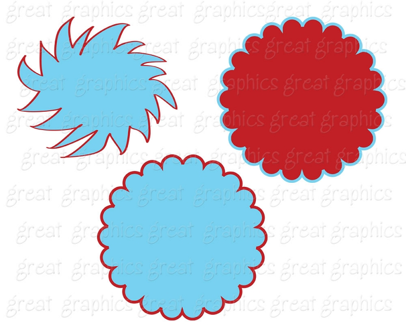 800x640 Dr. Seuss Clip Art And Borders Printable Dr. Seuss Frame Digital