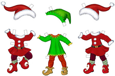 400x266 Christmas Clip Art Printables
