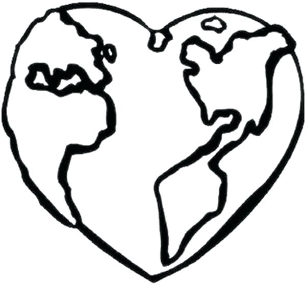 600x559 Earth Day Coloring Pages Free Printable For Kids Unique Ideas