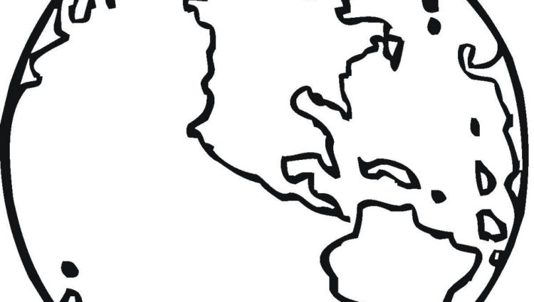 750x425 Free Printable Earth Coloring Pages For Kids For Coloring Pages