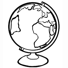 230x230 Top 15 Free Printable Earth Coloring Pages Online