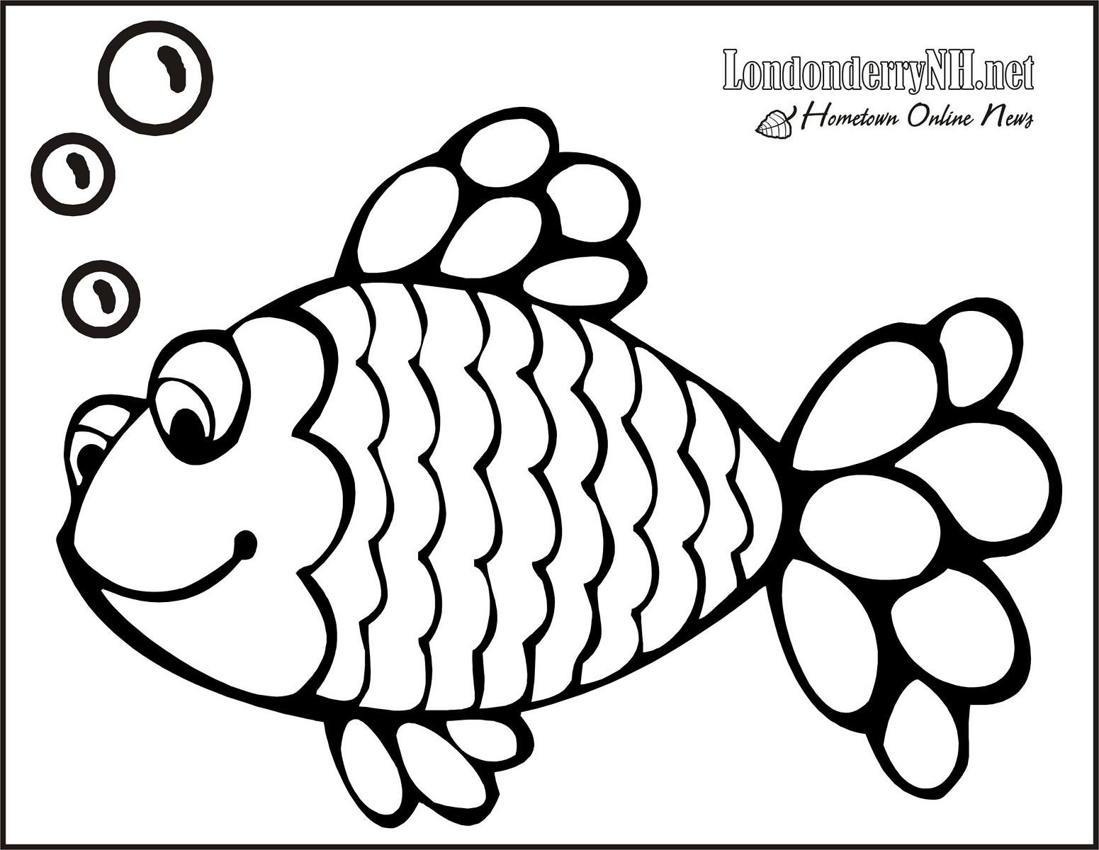 1551x1200 Preschool Fish Maze Worksheet Printable Pictures Of Fishing Free