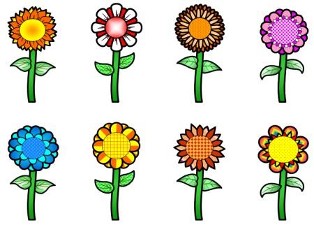 450x322 Flower Clipart Board