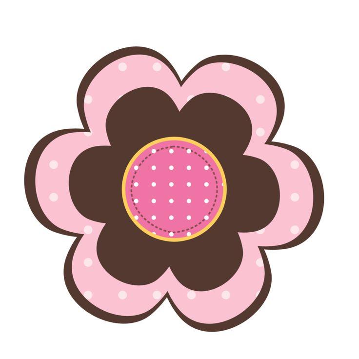 Printable Flower Clipart
