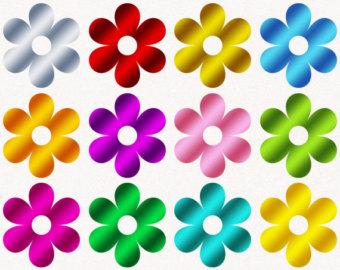 340x270 Spring Flowers Clip Art Free Printable 2