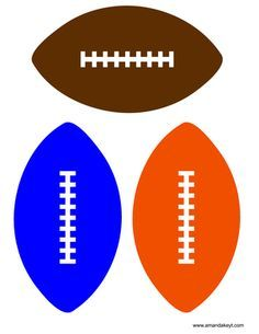 236x305 Football Field Free Printable Paper. Cute For Decorating A Party