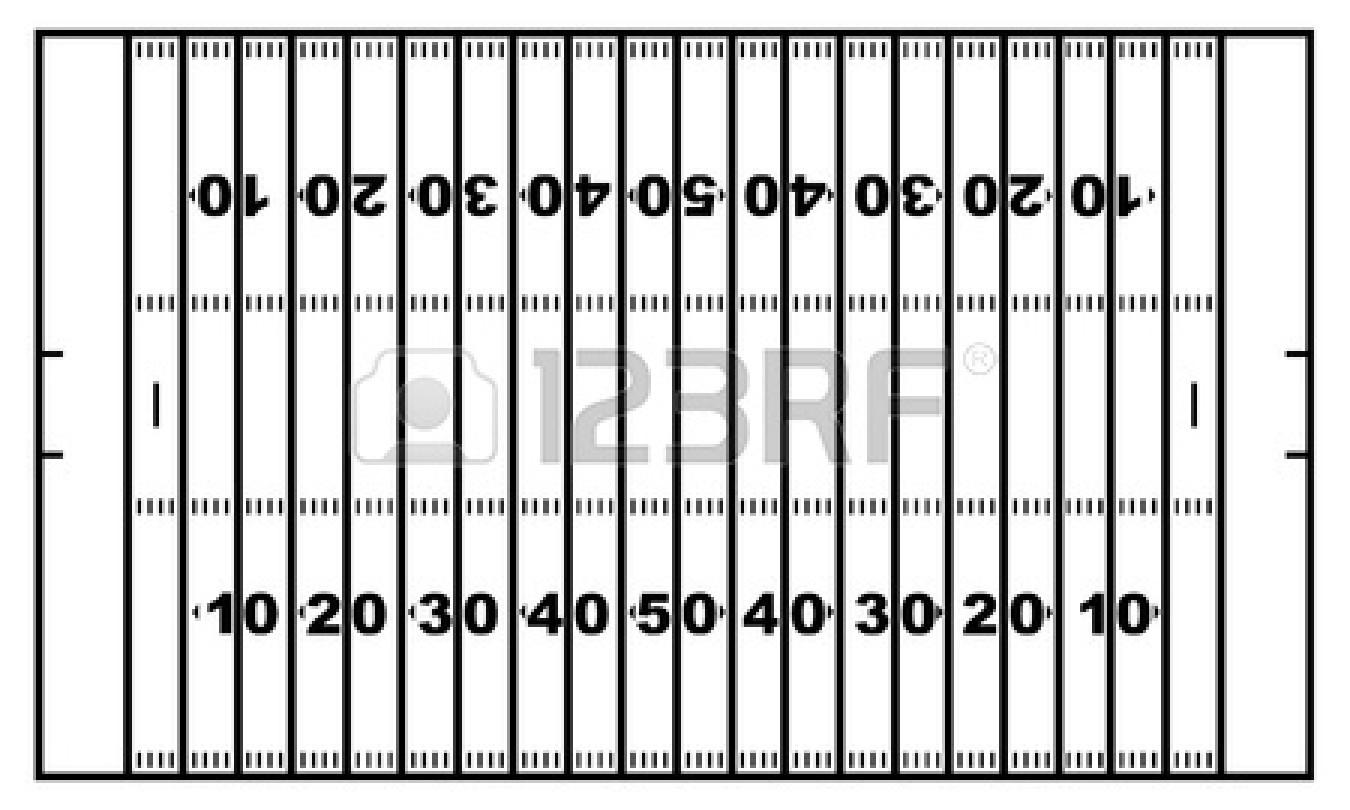 picture regarding Printable Football Field known as Printable Soccer Sector Free of charge down load excellent Printable