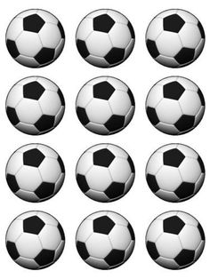picture about Soccer Ball Template Printable named Printable Foot Cost-free down load least complicated Printable Foot