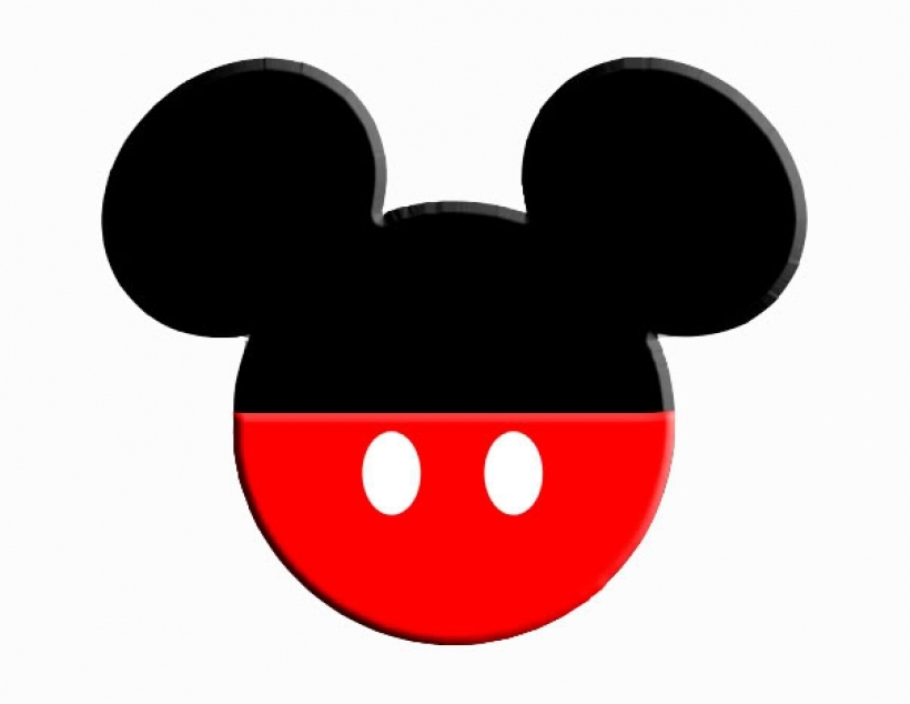 picture about Free Printable Mickey Mouse Head Template called Printable Mickey Mouse Clipart Free of charge obtain ideal