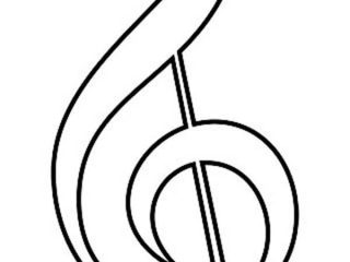 Printable Music Notes