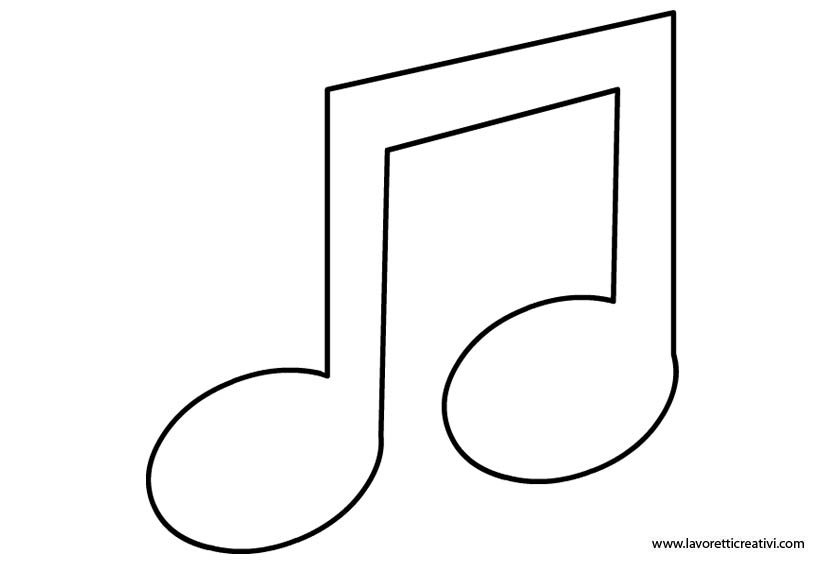 822x575 Holiday Coloring Pages Free Printable Music Notes