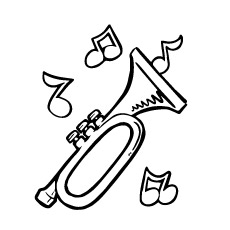 picture regarding Free Printable Music Notes Coloring Pages identify Printable Tunes Notes Totally free down load least difficult Printable Songs