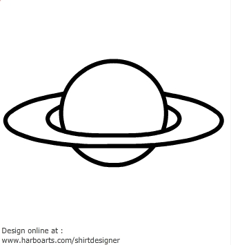 335x355 Planet Saturn