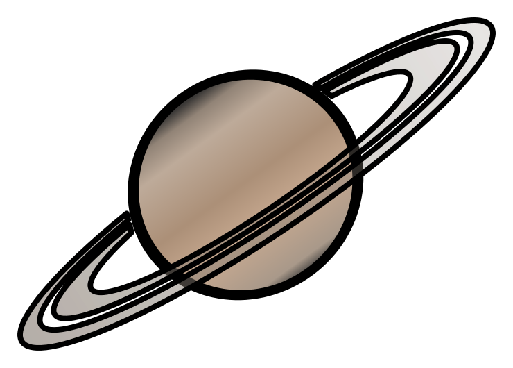 740x530 Printable Pictures Of Saturn