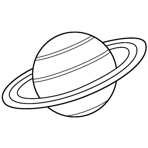 585x585 Saturn