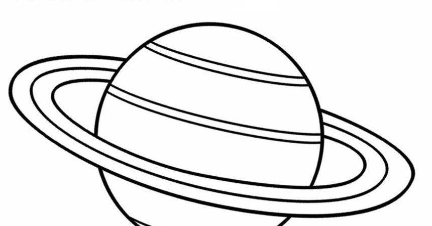 saturn v coloring pages - photo#36