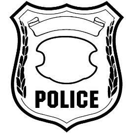 270x270 31 Best Police And Firefighter Coloring Sheets Images