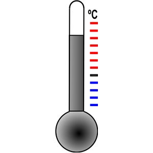 300x300 Printable Fundraising Thermometer Clipart 5