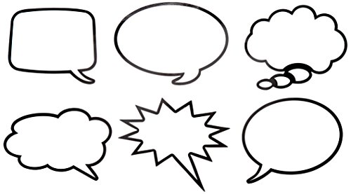 image regarding Printable Speech Bubbles known as Printable Consideration Bubble No cost obtain ideal Printable