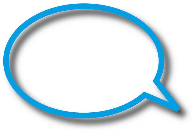 640x438 Blank Speech Bubble Clipart 3
