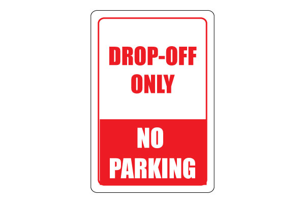 600x400 Printable Signs, Beware Signs Diy Yard Sale Amp Parking