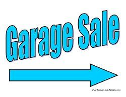 250x193 22 Best Garage Sale Images Business, Creativity