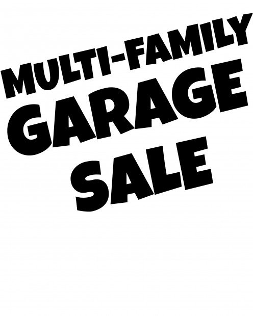496x620 Free Printable Garage Sale Signs Toughnickel