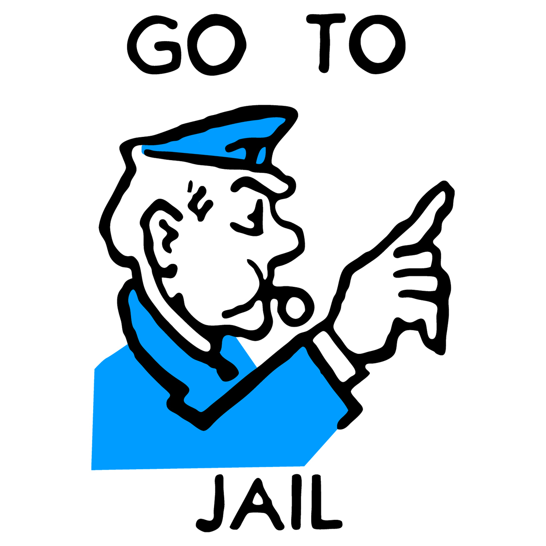1125x1125 Go To Jail Clipart amp Go To Jail Clip Art Images